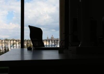 Glashaus Dedicated Desk
