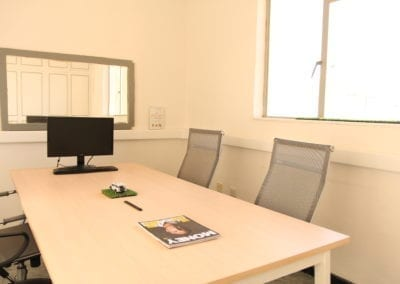Glashaus meeting room - Private Office