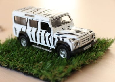 Jeep in Private Office