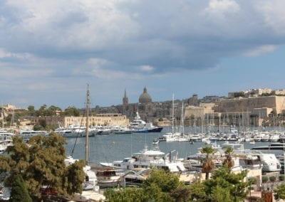 Glashaus Valletta View - Private Office