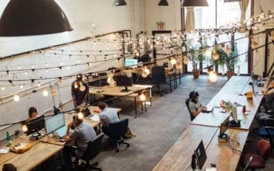 What are the Advantages of Working in a Coworking Space?