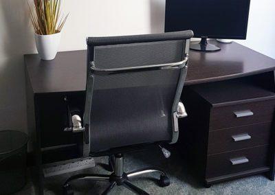 Glashaus Hot Desk